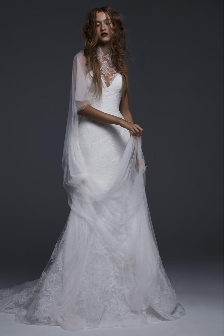 Favianna, Vera Wang Fall 2017 bridal collection