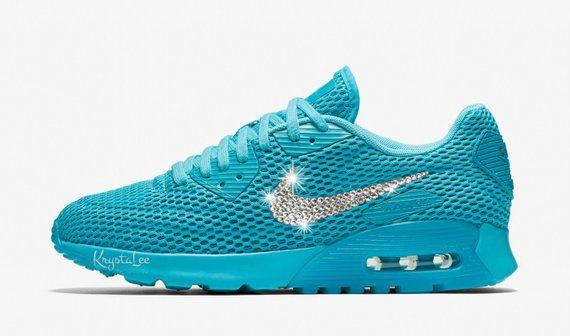 Nike Shoes | Swarovski Air Max 90 Ultra Bling | Poshmark