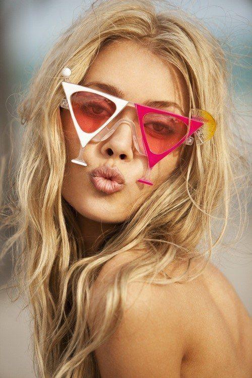 Drunkend Glasses Brille Glasses World Sonnenbrillen Frauen