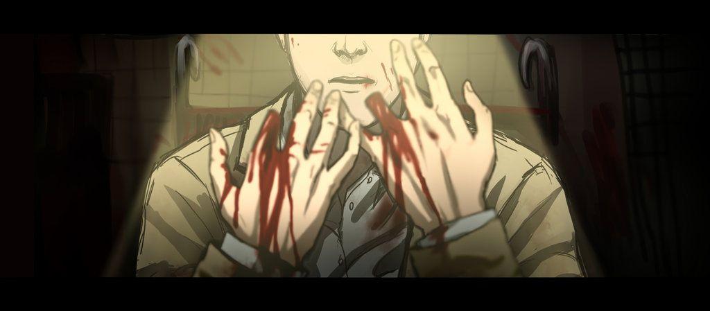 Outlast Miles Upshur Fingers