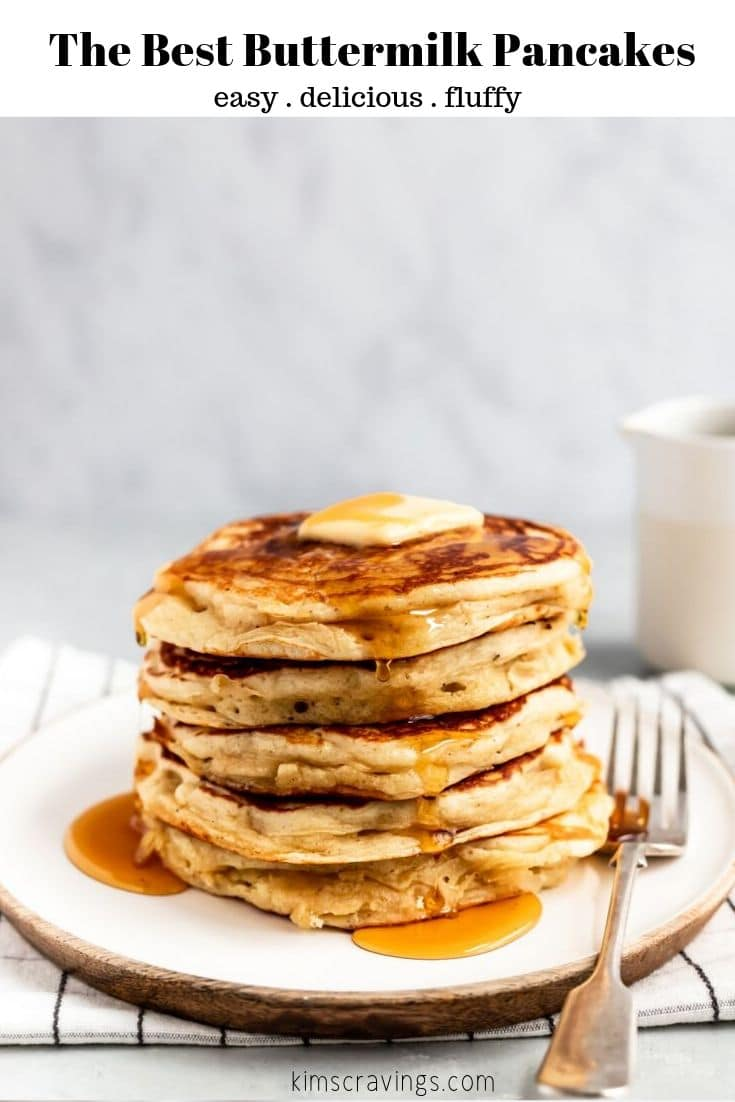 Buttermilk Pancakes Recipe Buttermilk Pancakes Buttermilk Recipes Cravings