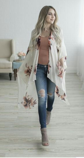mejor lugar tienda oficial ventas calientes Tendances mode hiver 2019 | Fashion, Fashion outfits, Kimono cardigan