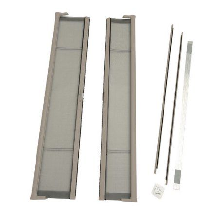 ODL Brisa Tall Double Door Single Pack Retractable Screen For 96 Inch  In Swing Or