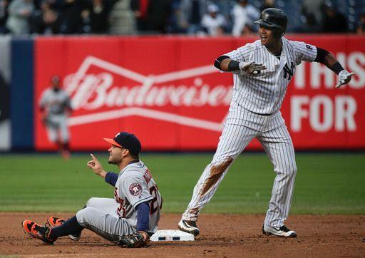 Houston Astros vs. New York Yankees - Photos - April 07, 2016 - ESPN