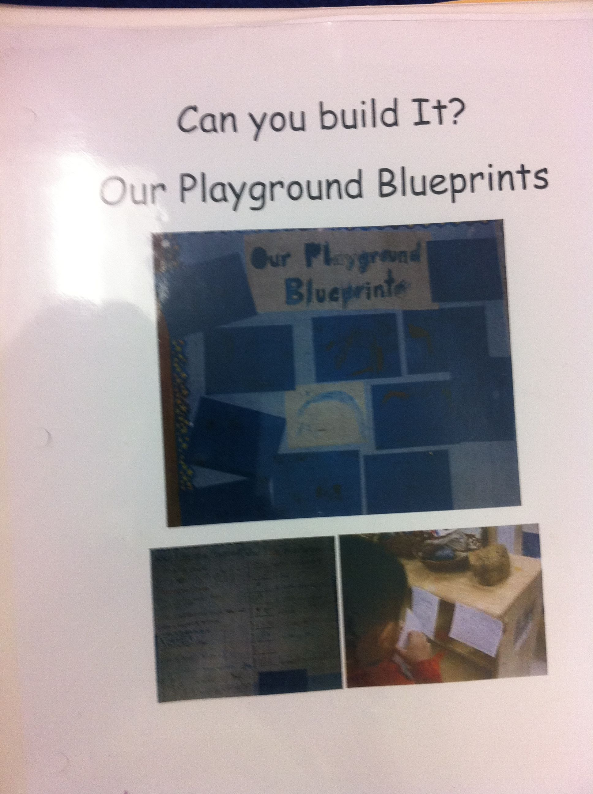 Can you build it playground blueprint book cover from shena petties playground blueprint book cover from shena petties malvernweather Image collections