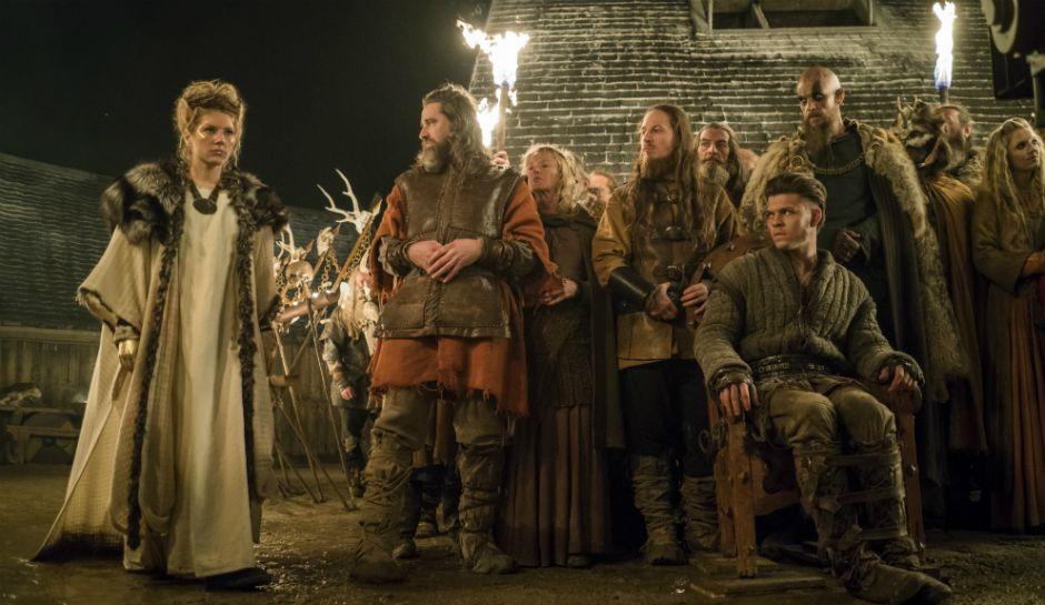 Vikings' Season 4, Episode 18: Is Earl Jorgensen Princess