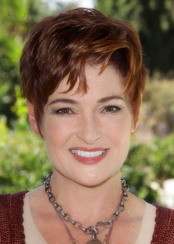 Coloring Ideas For Short Hair : Cool short hairstyles and color ideas for women over 40
