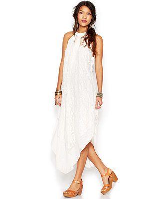 fb062190a61e7 Free People Olympia Lace Dress - Shop all Wedding Dresses - Women - Macy's