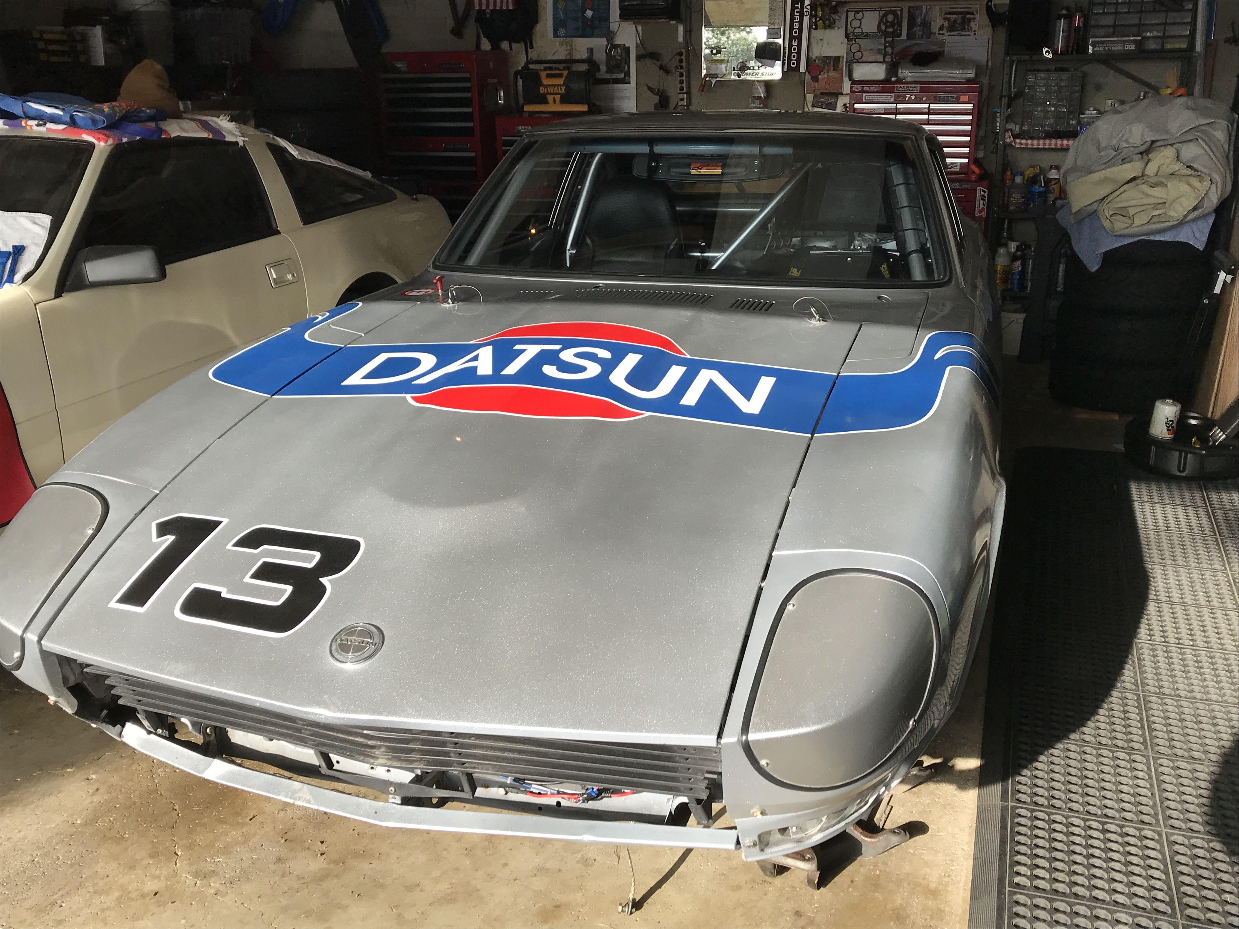 1970 240z | Datsun 240z, Japanese sports cars, Datsun