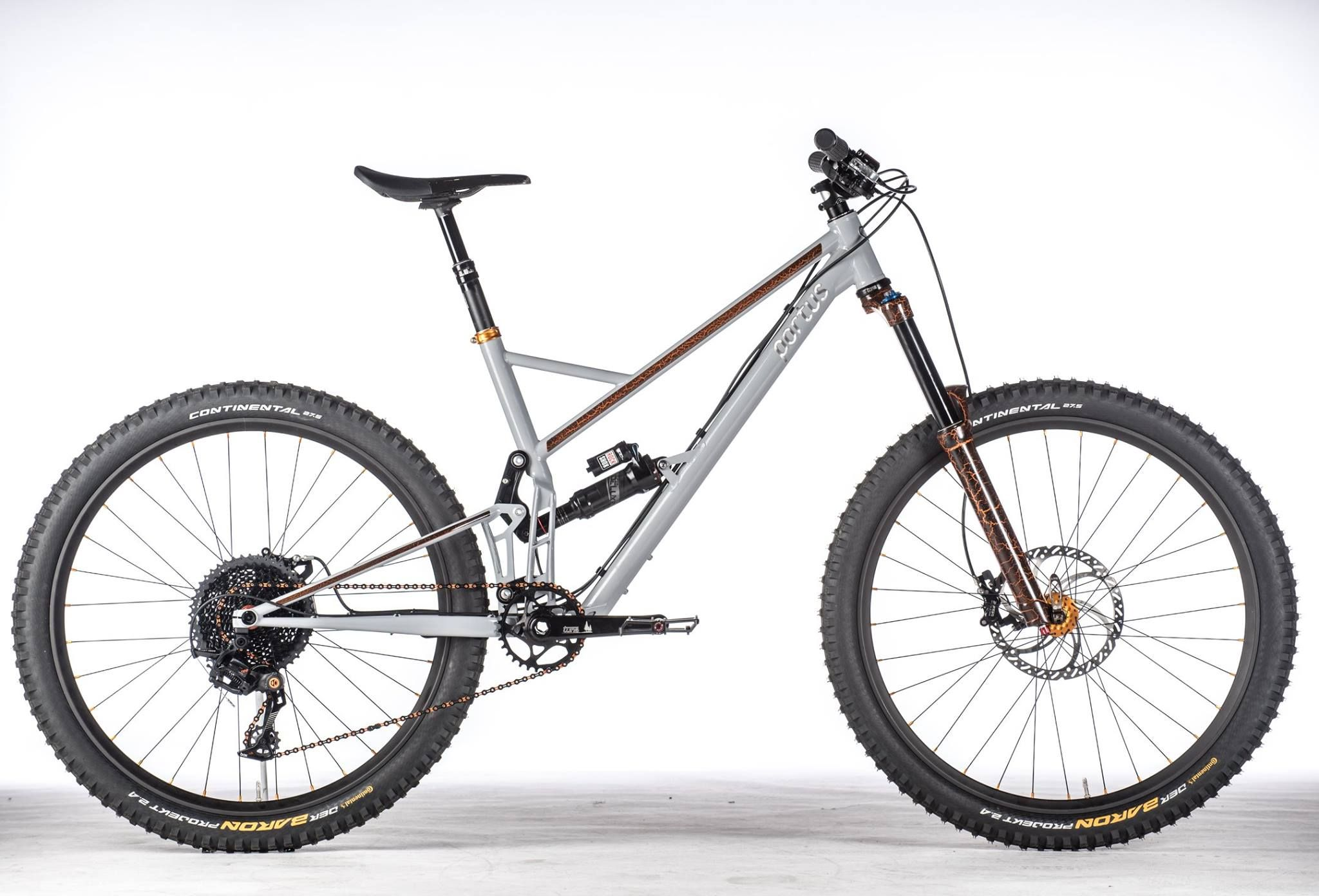 04e5d278f13 The new wave of steel frame full suspension bikes - MBR | bici pure ...
