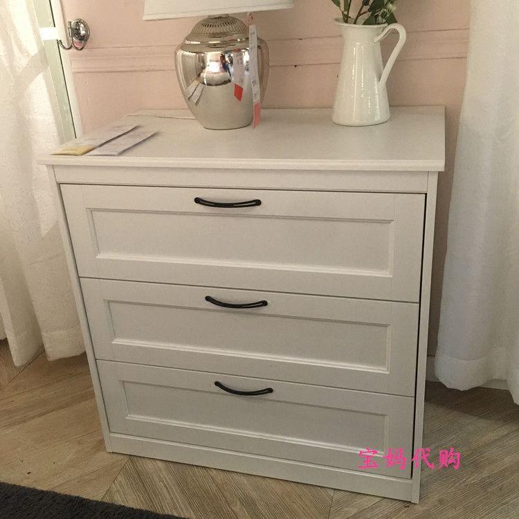 Ikea Songesand Dresser Our Home In 2019 Ikea Bedroom