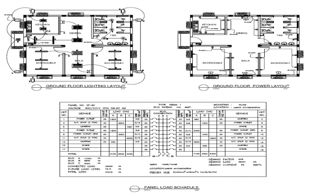 Electrical Layout Plan Of House Electrical Layout Layout Layout Architecture