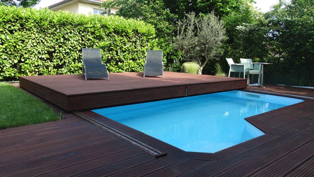 piscine terrasse mobile small swimmingpool ideas pinterest. Black Bedroom Furniture Sets. Home Design Ideas