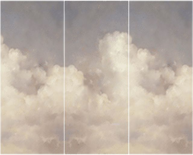Tendance nuages | art | Pinterest | Cloud wallpaper, Wall