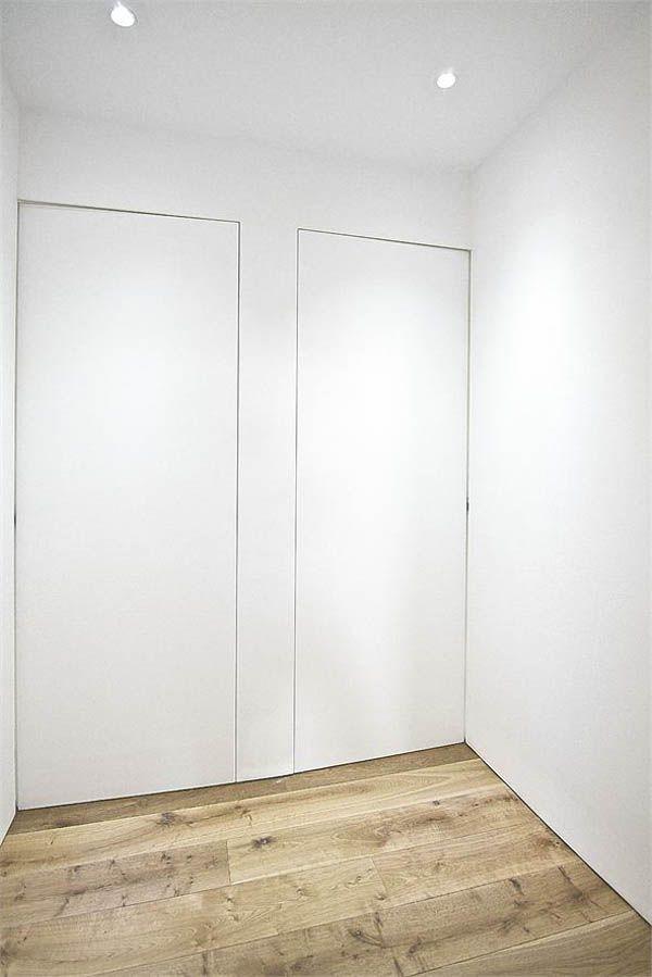 House 1 By Dot Partners Gessato Gblog 14 Invisible Doors Doors Interior Interior Design Living Room