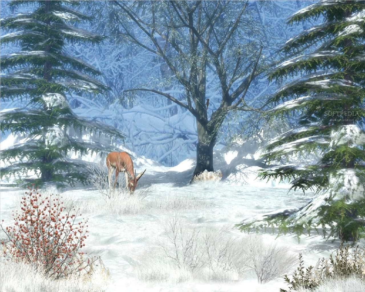 Free animated winter desktop wallpaper winter afternoon free animated winter desktop wallpaper winter afternoon animated wallpaper screenshot 1 this is voltagebd Image collections