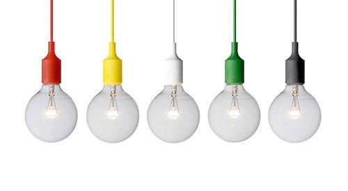 Atrevida D+: D.I.Y luminária pendente