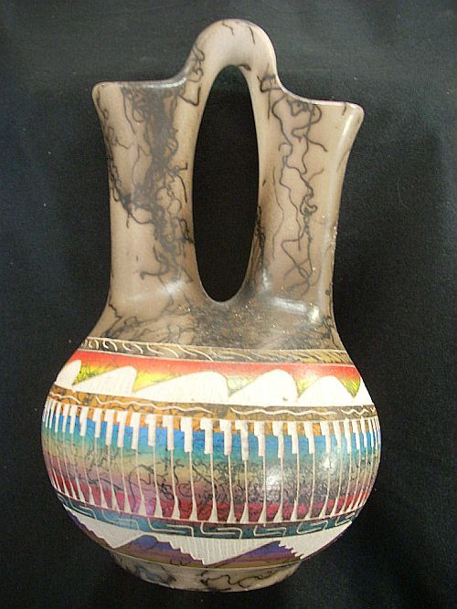 Navajo Wedding Vase | Random things I like | Pinterest