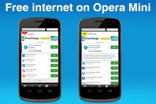 Opera Mini Handler Apk 2019 (Free Internet Trick) for Android