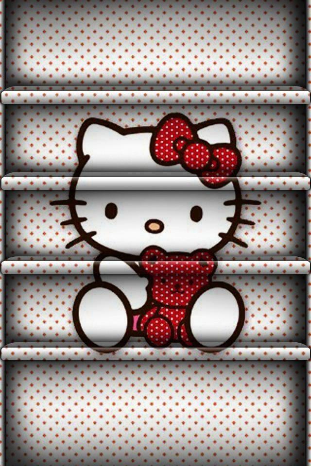 Wallpaper Iphone Hello Kitty Hello Kitty Iphone Wallpaper