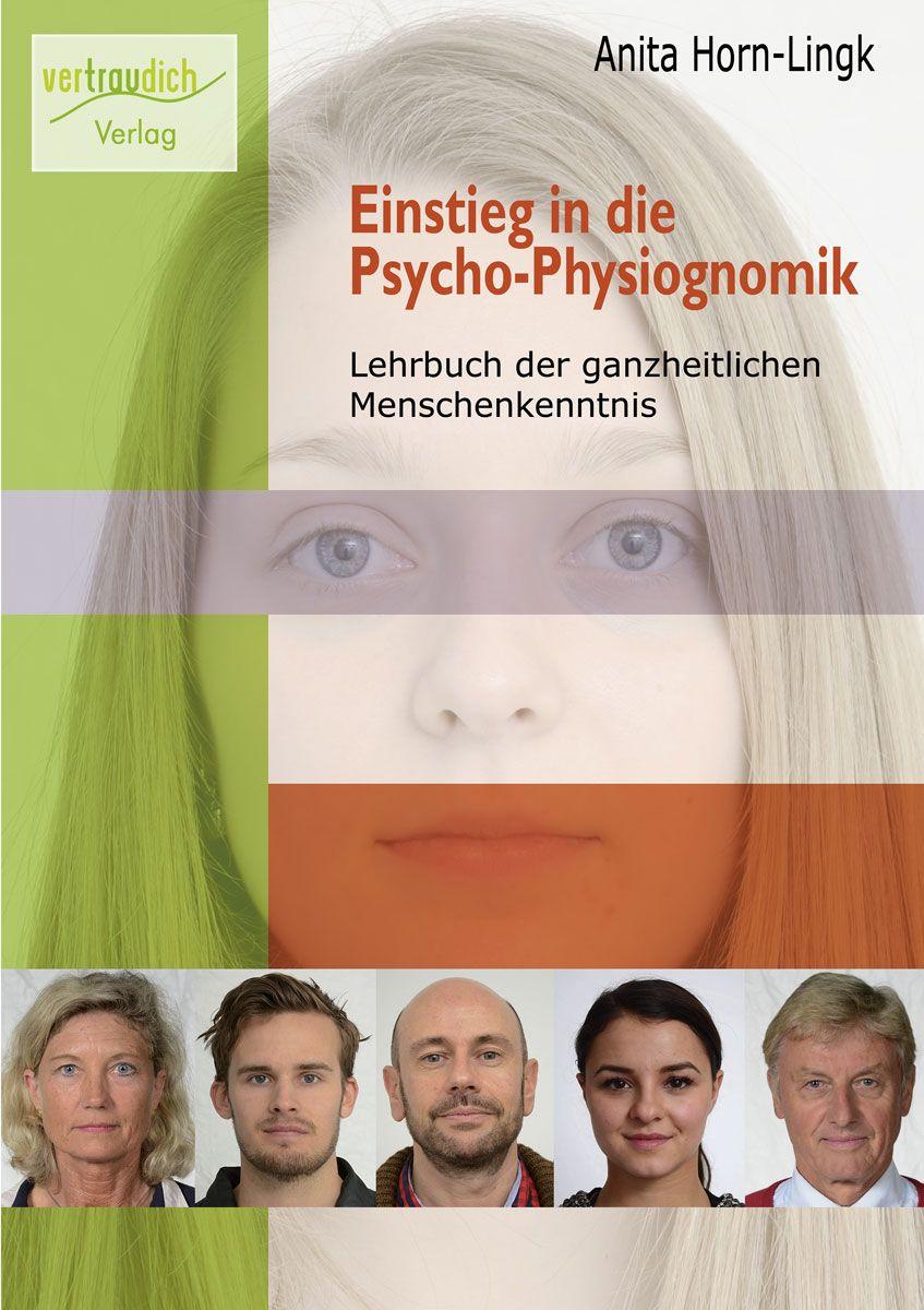Lehrbuch Einstieg in die PsychoPhysiognomik in 2020