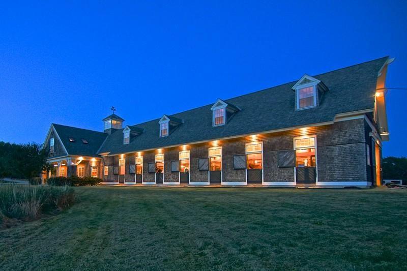 Fresh Creek Farm in Dover, NH | Equestrian estate