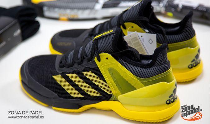 zapatillas padel adidas hombre