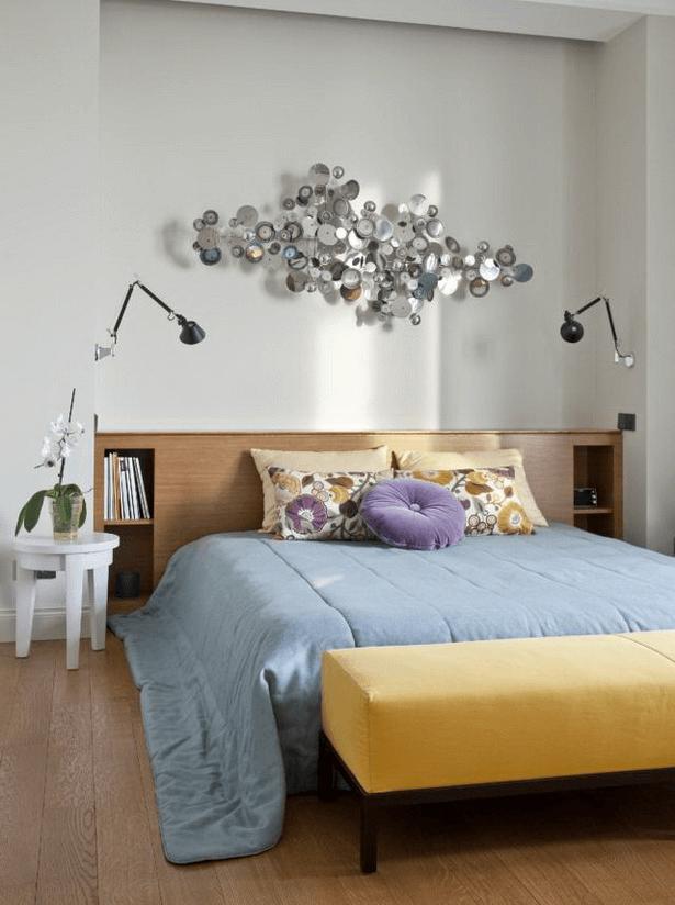Deko für schlafzimmerwand   Wand Schlafzimmer Deko   Pinterest ...