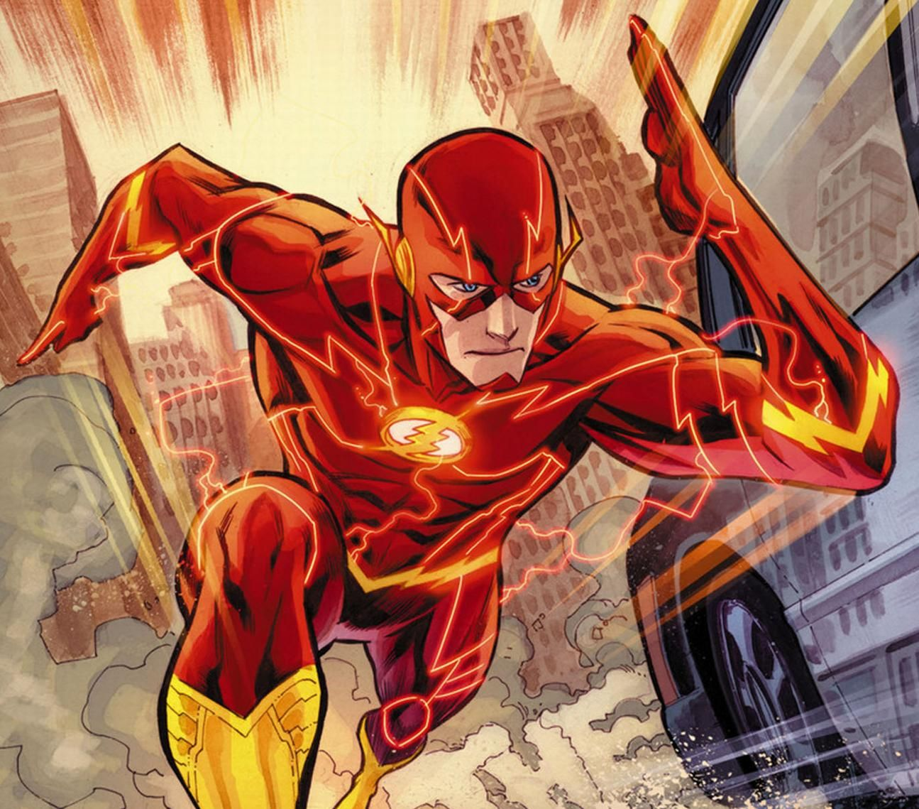 Everything you need to know about Flashpoint.