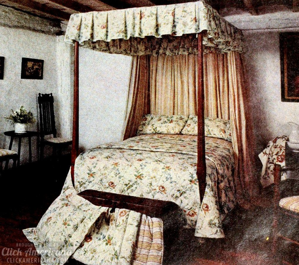 - Vintage Canopy Bed From 1974 Canopy Bed, Bed, Canopy