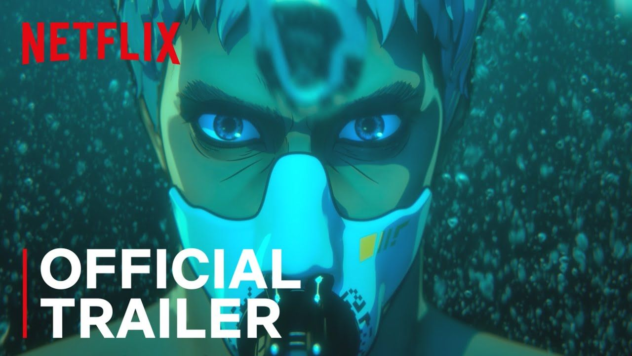 Altered Carbon Resleeved Official Trailer Netflix Youtube