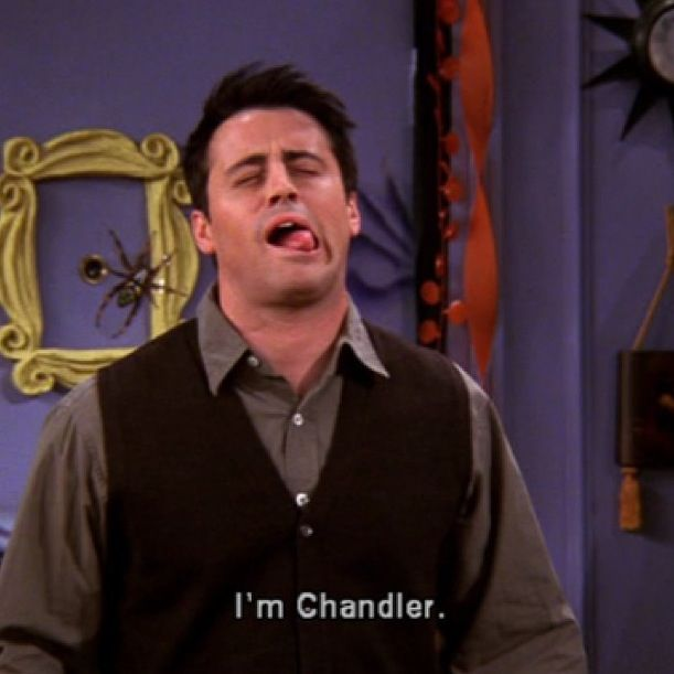 Friends Quotes Tv One Liners: Joey Friends Tv Show Funny Quotes