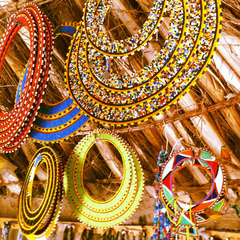 Maasai Craft Market, Arusha, Tanzania