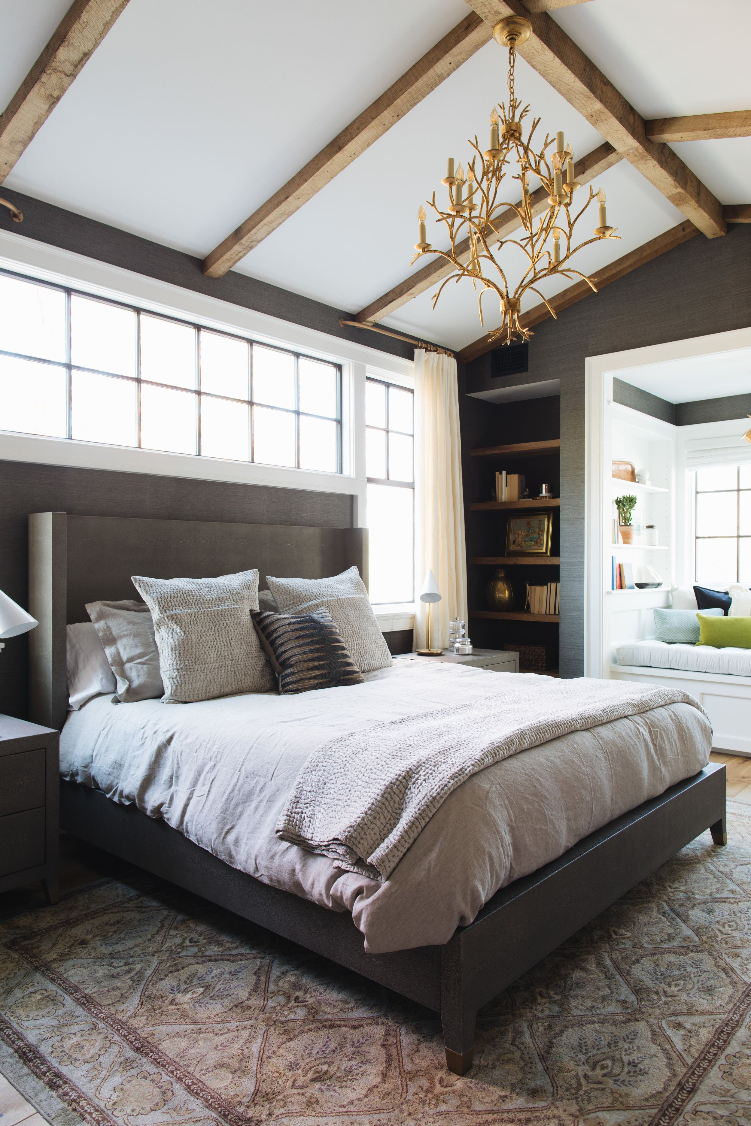 designer master bedrooms. Master Bed With Lots Of Windows! Lakeside Project By Jean Stoffer Design Designer Bedrooms