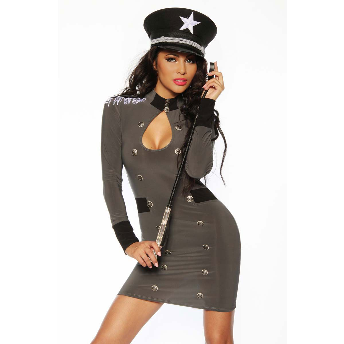 sexy Militärkostüm