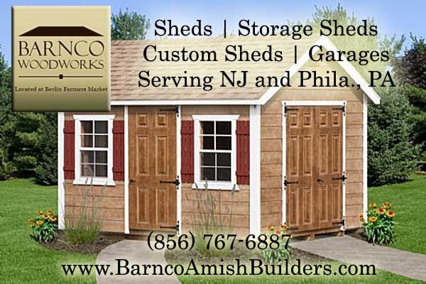 sheds and garden storage in atlantic nj looking for extra storage need