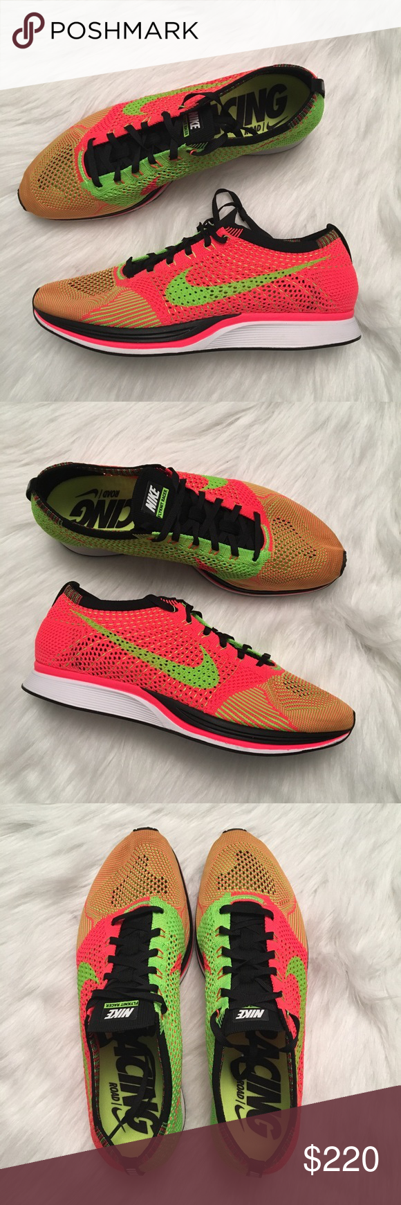 wholesale online the sale of shoes good out x wholesale nike flyknit racer hyper punch price 1b165 2d501