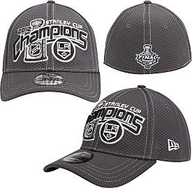 sale retailer 36b82 7915a New Era Los Angeles Kings 2012 Stanley Cup Champions Locker Room Hat - Shop. NHL.com