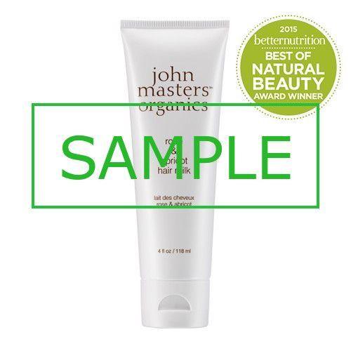 Sample - John Masters Rose & Apricot Hair Milk  Sample - John Masters Rose & Apricot Hair Milk  EUR 0.25  Meer informatie