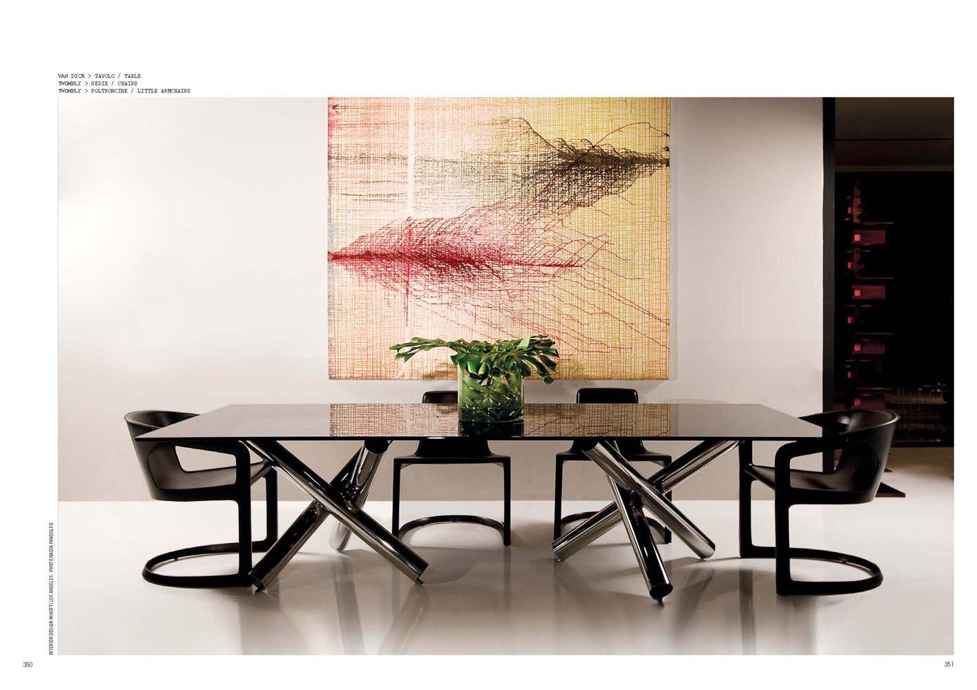 Minotti - Interiors all over the World - Dedece Blog   Dedece Blog