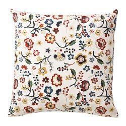 Brun rt housse de coussin multicolore coup de coeur ik a coussin ikea ikea et housse de - Ikea tissus d ameublement ...