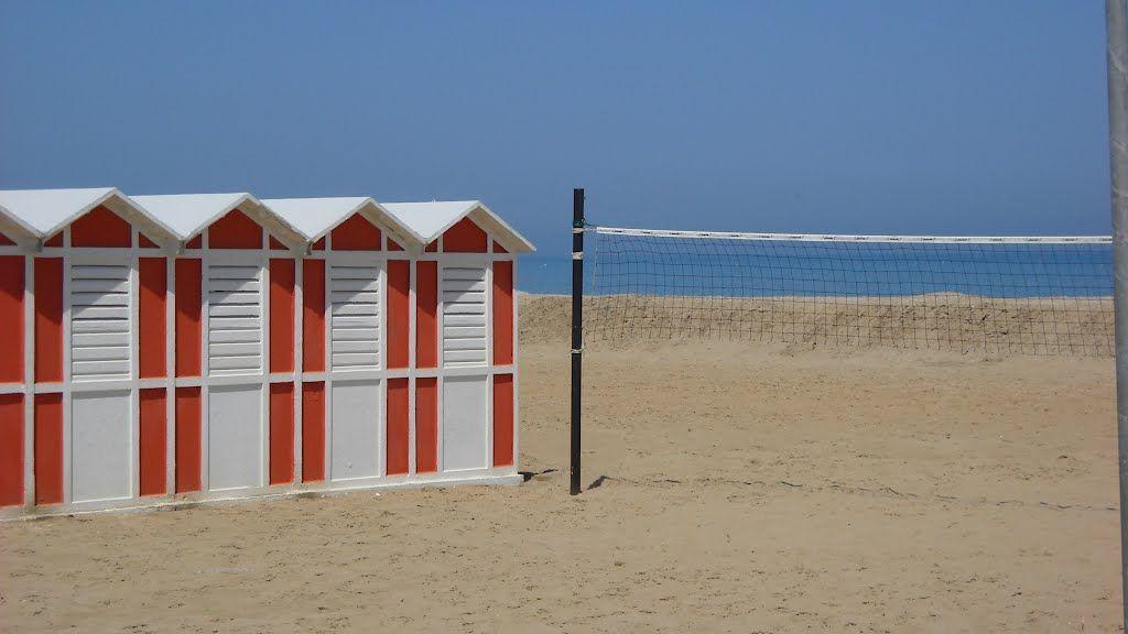 Riccione Beach Luoghi Italia Espositori