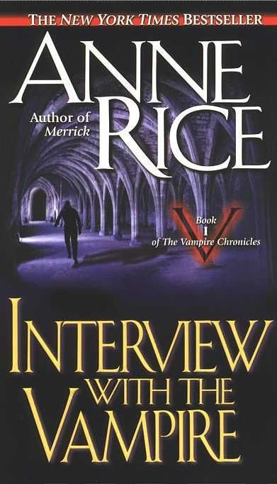 Interview With The Vampire By Anne Rice Just One Of The Novels In Her Vampire Chronicles Series Vampire Books Interview With The Vampire Horror Books