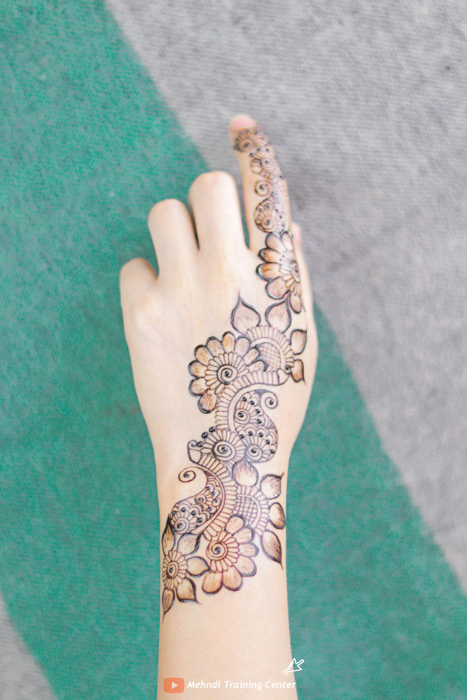 New Arabic Beautiful Mehndi Design For Eid Arabic Mehndi Design Beautiful Simple Mehn Mehndi Designs For Hands Latest Mehndi Designs Full Hand Mehndi Designs