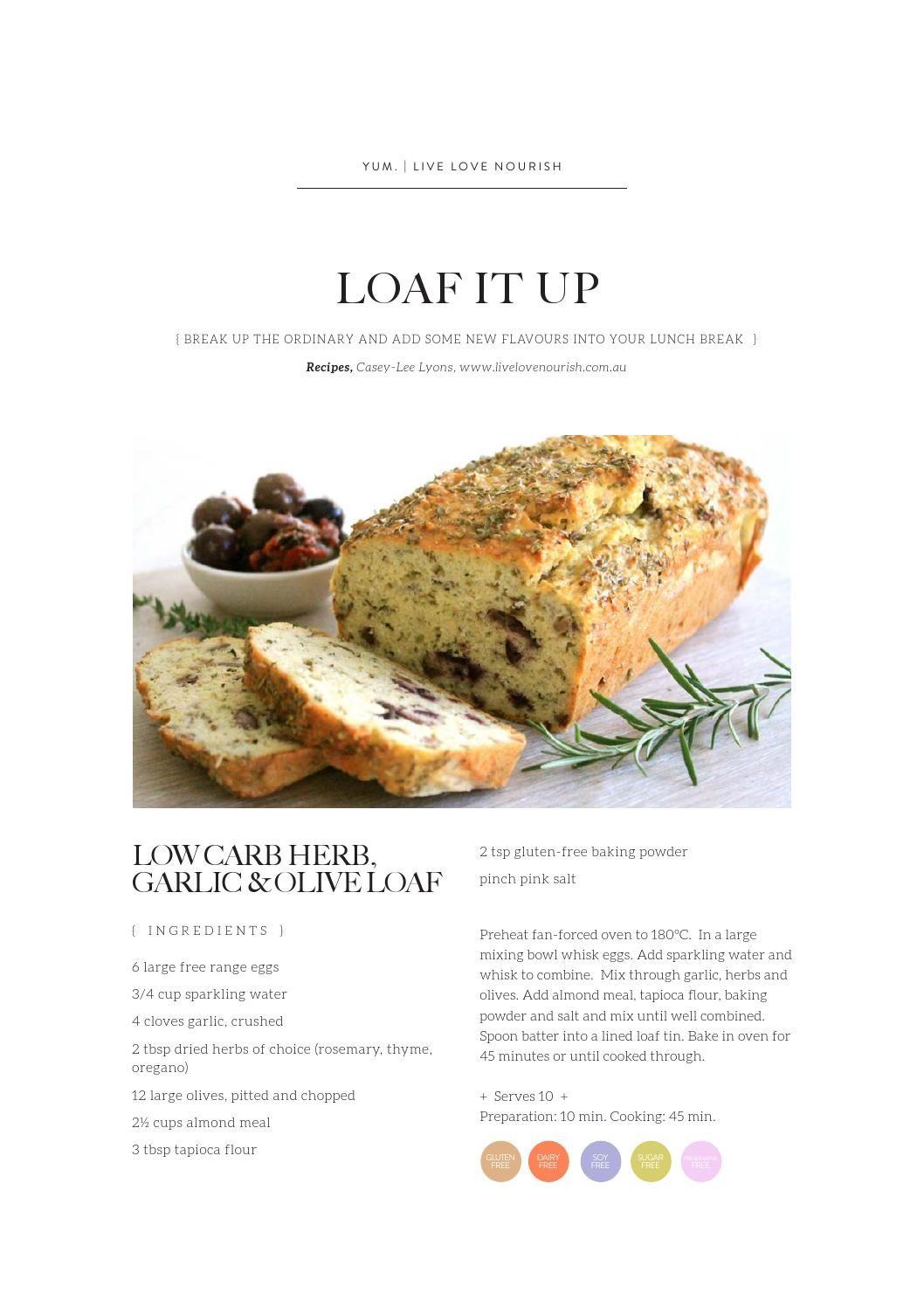 yum. Gluten Free Magazine April 2015 | Free magazines, Gluten free ...
