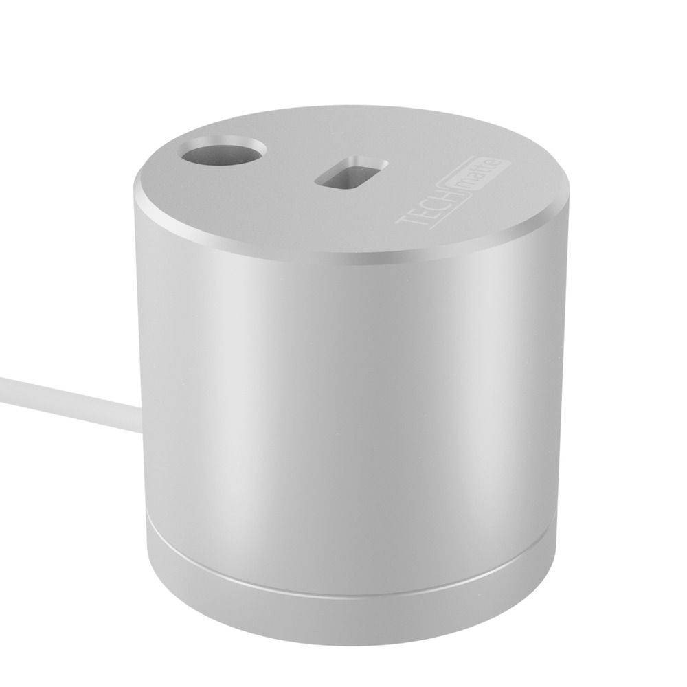 TechMatte Apple Pencil Aluminum Charging Dock/Stand with