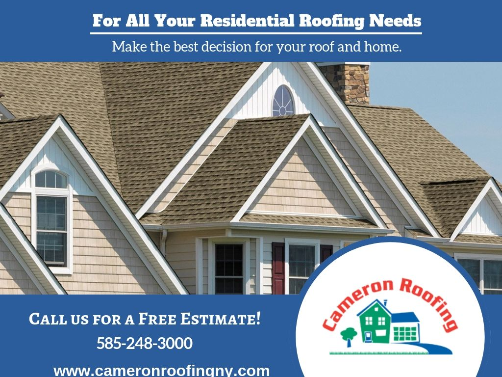 Looking For A Roof Repair Company In Rochester Area You Ve Come To The Right Place Cameron Roofing Specializes In Roof R With Images Roof Repair Roofing Roofing Services