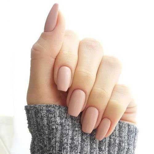 Photo of Unghie corte e semplici per te – Nageldesign & Nailart Breve, unghie semplici …