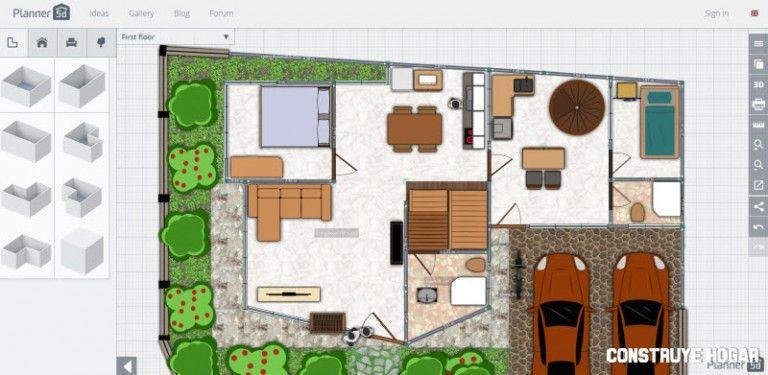 Programas Para Hacer Planos De Casas Gratis Hacer Planos De Casas Planos Planos De Casas