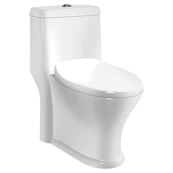 Fine 209 Rona Uberhaus 1 Piece Toilet Bevans Place Toilet Gamerscity Chair Design For Home Gamerscityorg